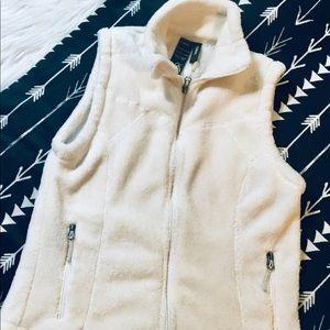 Avalanche fleece vest/small